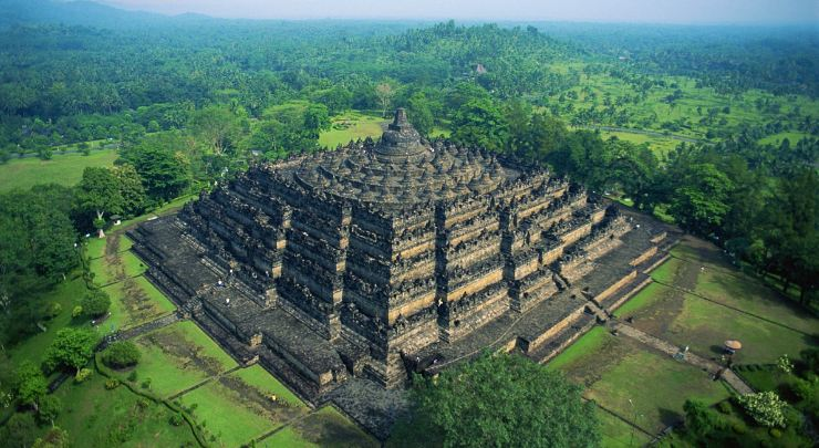 Most famous temples in the world 2019