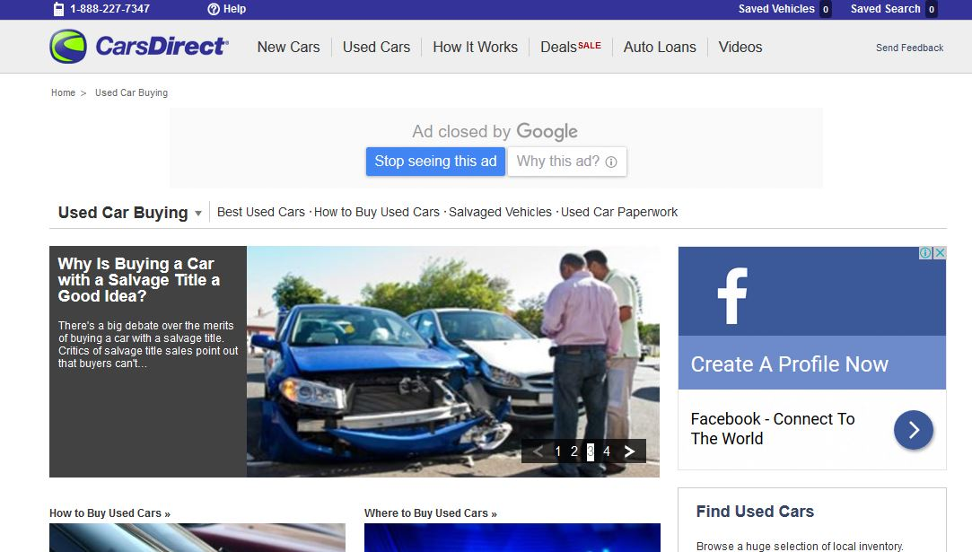 Top 10 Most Popular Best Second Hand Cars Websites Web Visible