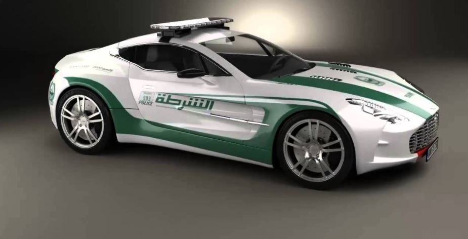 Best police cars