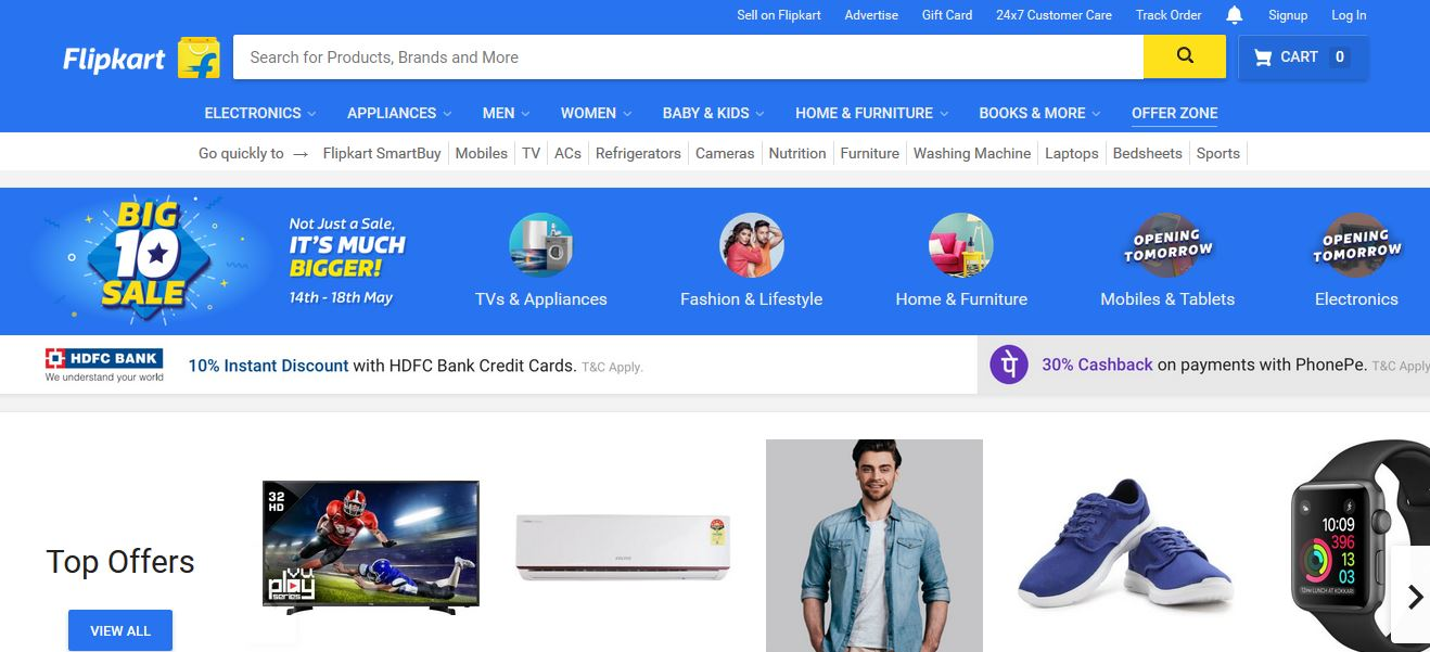Best Online Fashion Shopping Sites In India