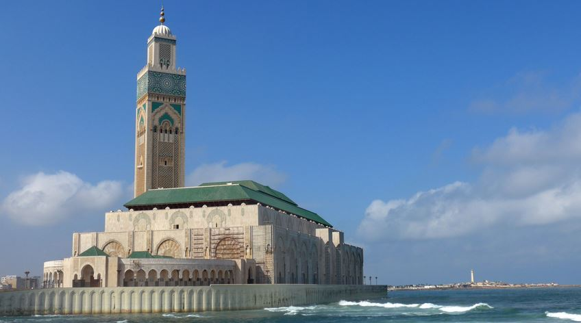 Most beautiful mosque