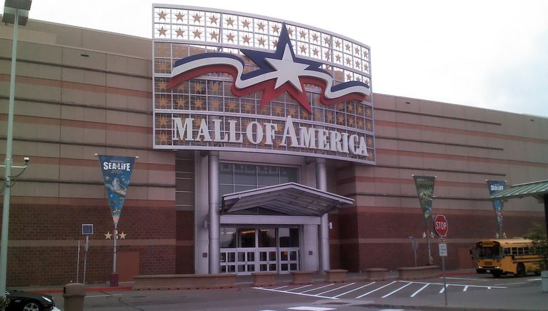 Best shopping centres in America