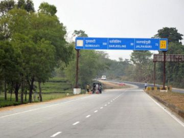 Longest national highways in India