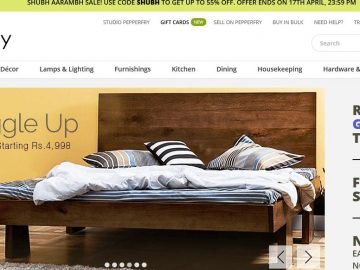 Best online furniture stores in India
