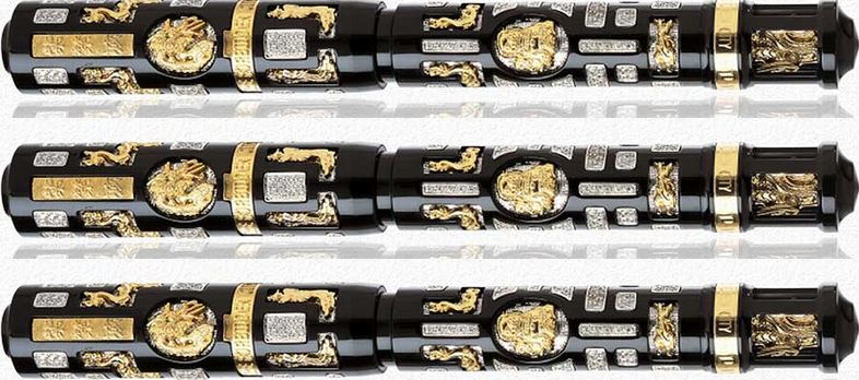 Most luxurious pens