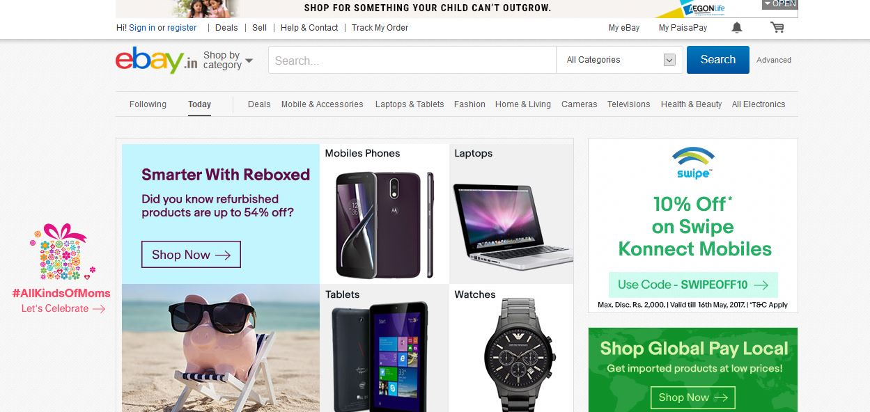 Best Online Fashion Shopping Sites In India 2019
