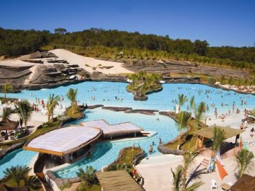 Biggest Water Parks
