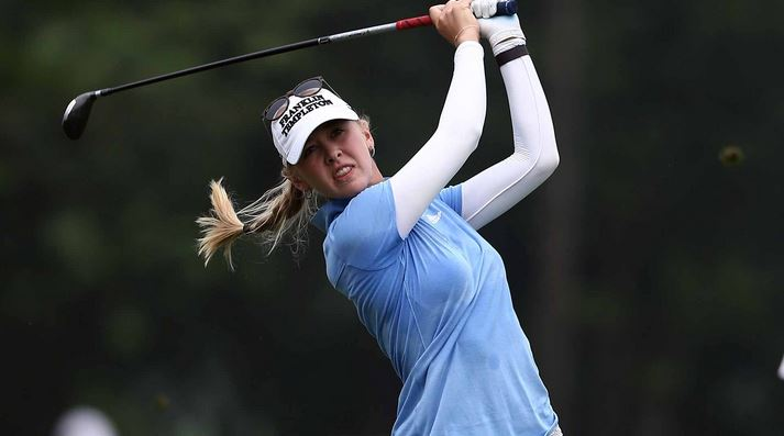 Top 10 Hottest & Most Famous Female Golfers In The World