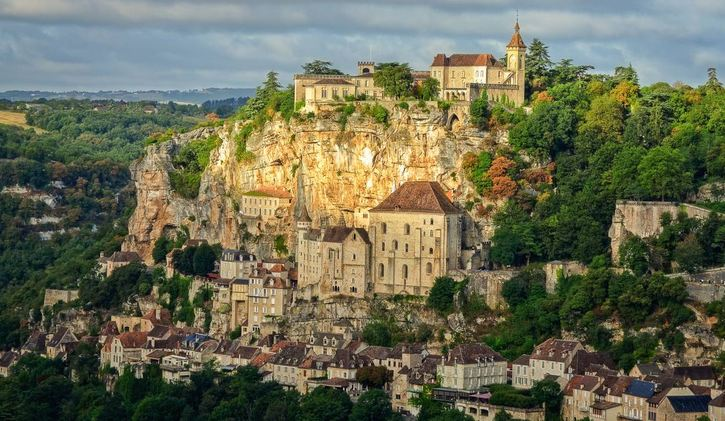 Most Beautiful Tourist Destinations In France